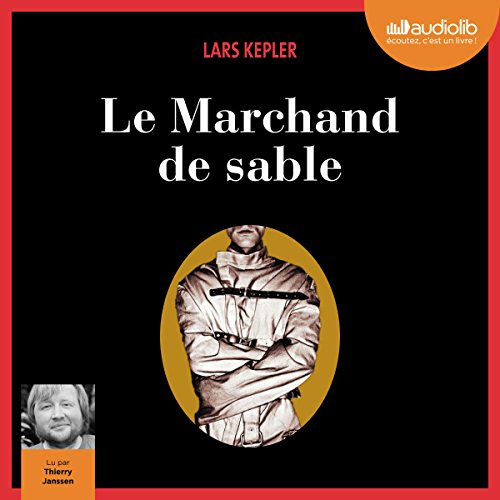 Le Marchand de sable audiobook cover art
