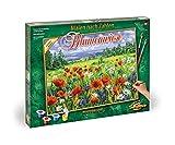 Schipper Wildflower Meadow Paint-by-Number Kit