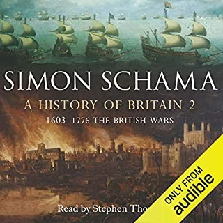 A History of Britain, Volume 2 cover art