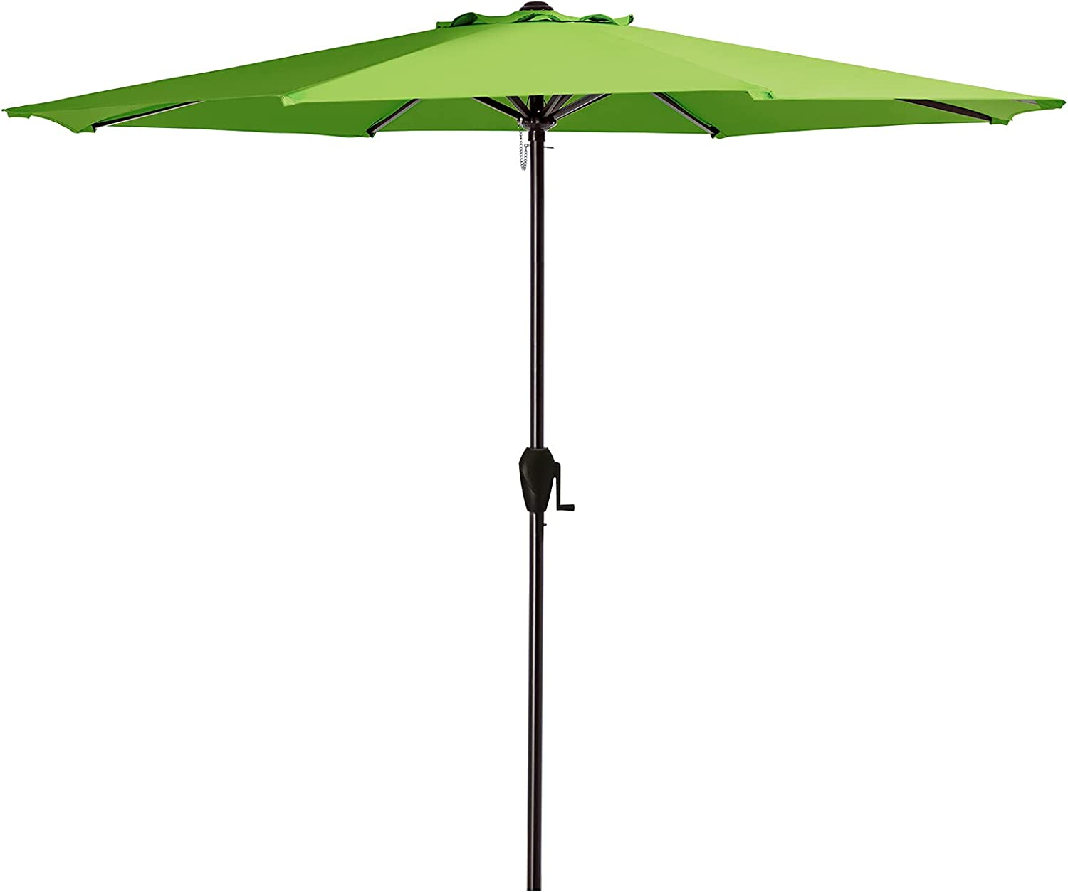 JEAREY 11FT Patio Umbrellas Outdoor Table Columbus Mall Max 81% OFF 8 with Sturdy Umbrella