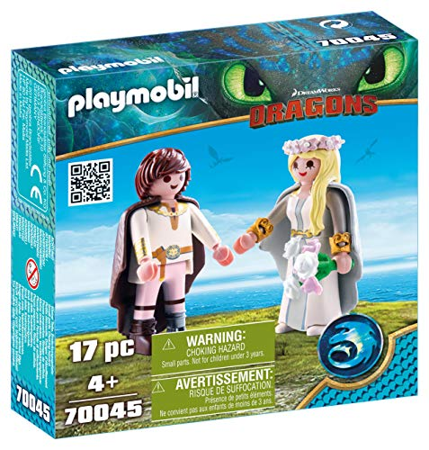 Playmobil 70045 -Astrid e Hiccup