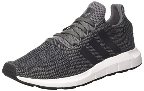 adidas Herren Swift Run Fitnessschuhe, Mehrfarbig Grey Four F17 Core Black FTWR White, 36 EU
