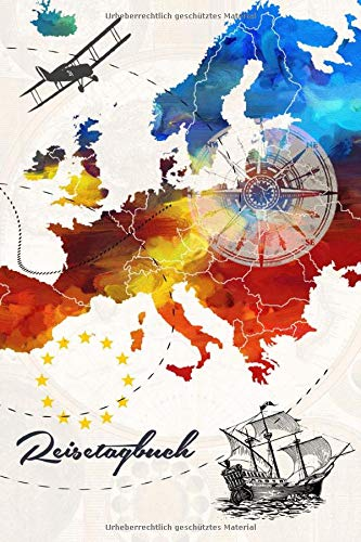 Reisetagebuch: Notizbuch A5 | Reisetagebuch zum selberschreiben | Reisebuch | Adventure Book | Geschenke für Weltenbummler | A5 | 144 Seiten