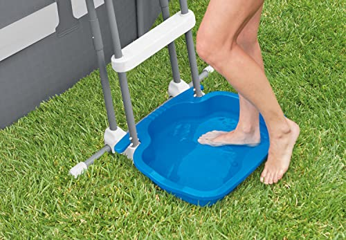 Intex 29080 - Limpiapiés antideslizante para piscina 56 x 46 x 9 cm 🔥