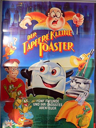 Der tapfere kleine Toaster - Filmposter A1 84x60cm gefaltet (g)