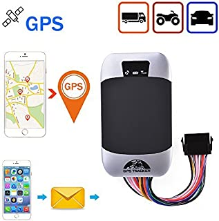 XCSOURCE GPS303-F Waterproof Real Time GPS Tracker GSM/GPRS/SMS System Anti-Theft Tracking Device for Vehicle Car Motorcycle MA1012