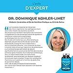Ferments Lactiques | Formule unique | Fabriqué en France | Améliore le Microbiote et la Digestion | 7 souches ciblées | Immunité | 60 gélules végétales gastro-résistantes | Nutrimea #3