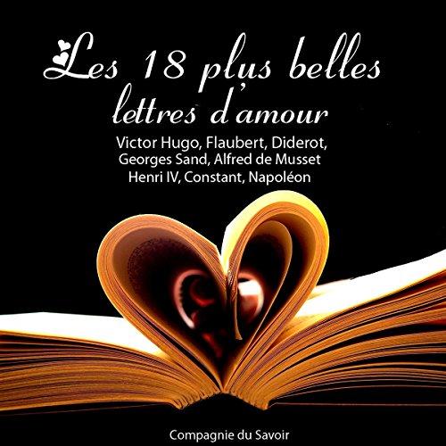 Couverture de Les 18 plus belles lettres d'amour