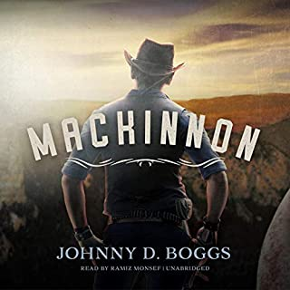 MacKinnon audiobook cover art