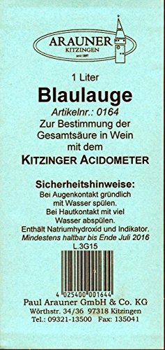Blaulauge Spezial-Blaulauge Kitzinger Vorratspackung 1 Liter