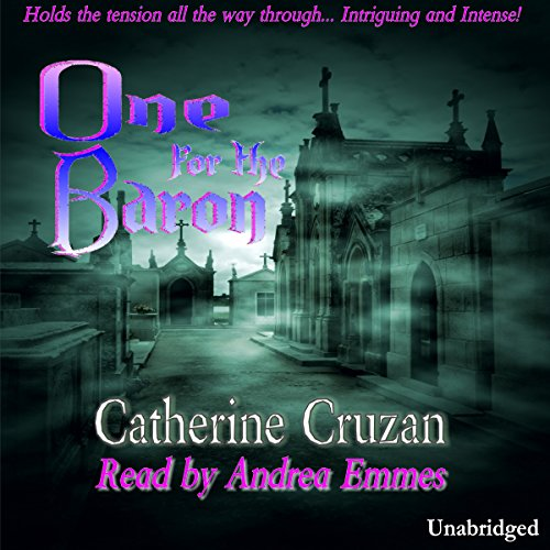 One for the Baron audiobook cover art