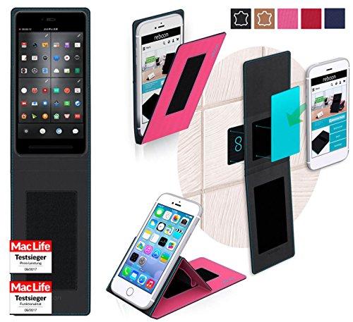 Hülle für Smartisan T2 Tasche Cover Hülle Bumper | Pink | Testsieger