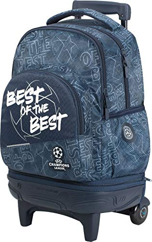 Mochila Carro Compact Desmontable Champions League The Best