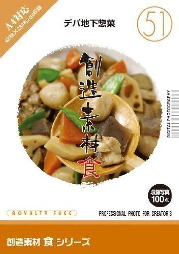 モジュール皮肉役に立つ創造素材 食(51)デパ地下惣菜