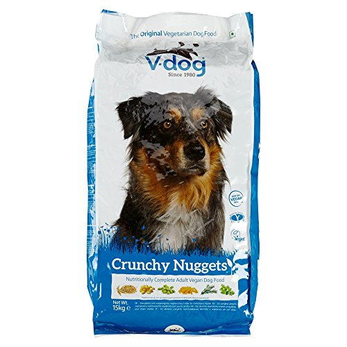 Veganes Trockenfutter für Hunde Nuggets, 15 kg