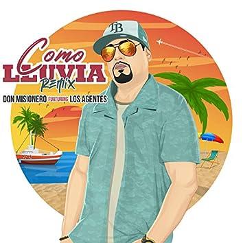 Como Lluvia (feat. Los Agentes)