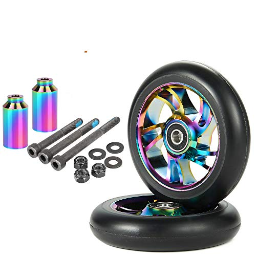 100mm Scooter Wheels - Pro Scooter Wheels 100mm...