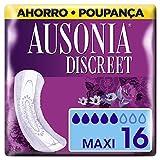 Ausonia Discreet Maxi Compresas Para Pérdidas De Orina - 16 unidades
