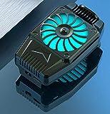 Maxjaa teléfono recargable del disipador de calor silenciar teléfono celular del teléfono móvil del radiador enfriador usb teléfono móvil de refrigeración soporte con ventilador del radiador