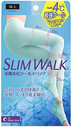 슬림워크 미각 아름다운 엉덩이 쿨 스패츠(Spats) ML 착압 SLIMWALK