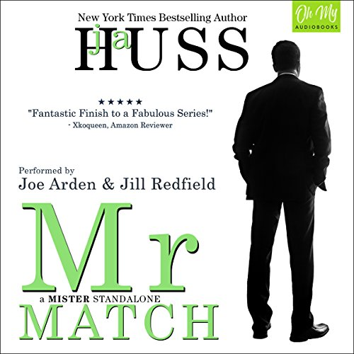 Mr. Match audiobook cover art