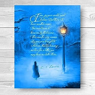 Narnia Art Print