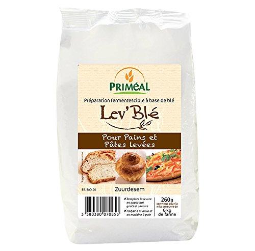 Priméal Lev'Blé Levure de Boulanger 260 g