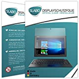 Slabo 2 x Film de Protection d'écran pour Lenovo Miix 510 Protection écran Film Ultra Clair