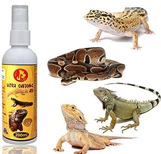 Pet Care International (PCI) Ultra Shedding Aid for Reptiles, Gecko, Iguana, Lizard, Bearded Dragon, Python etc. (200ml)