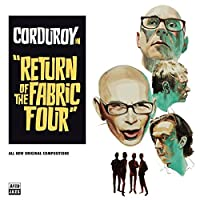 RETURN OF THE FABRIC FOUR [LP] [12 inch Analog]