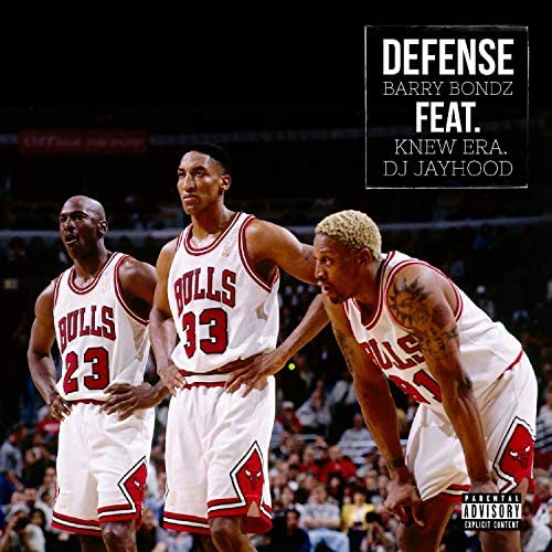 Barry Bondz feat. Knew Era & DJ Jayhood