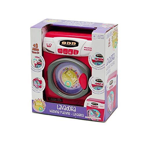 Tachan- Lavadora Little Life, Color rojo (CPA Toy Group 46164) , color/modelo surtido