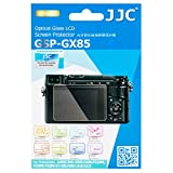JJC Tempered Glass Screen Protector for Panasonic Lumix DMC-GX85 / GX80, DMC-FZ2000 / FZ2500, DMC-G7/ DMC-FZ300, DMC- G80 / G85, DMC-LX10 / LX15, Ultra-Thin 0.3mm / 9H Hardness / 2.5D Round Edges