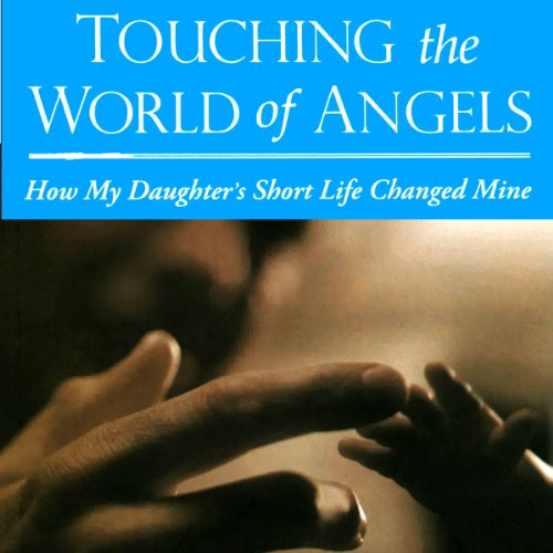 Touching the World of Angels audiobook cover art