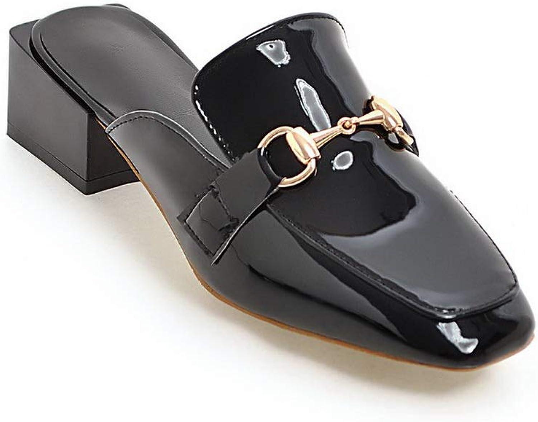 AdeeSu Womens Casual Travel Charms Urethane Pumps shoes SDC05819