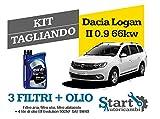 Kit Tagliando Olio Elf + Filtri Codice DA36S