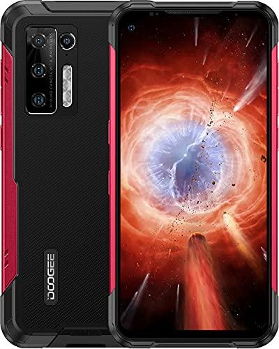 DOOGEE S97 Pro [2021] Movil Resistente 8GB+128GB con Telémetro de 40m, 48MP Cámara Cuádruple, 8500mAh 33W Carga Rápida IP68 IP69K Movil Todoterreno, 4G Teléfono Android 11 Helio G95 6.39 Inch,