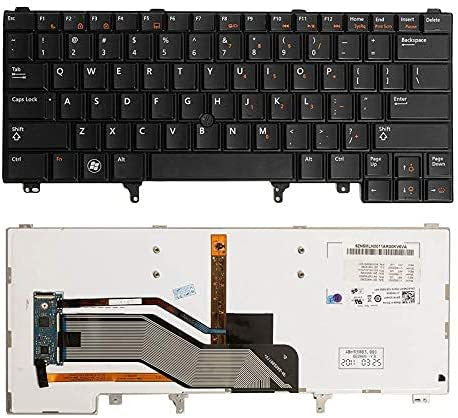 MTGJFDDFO Laptop Keyboard Compatible DELL L with Outstanding Super Special SALE held