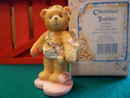 Cherished Teddy Girl Amor Be Mine Love 103640