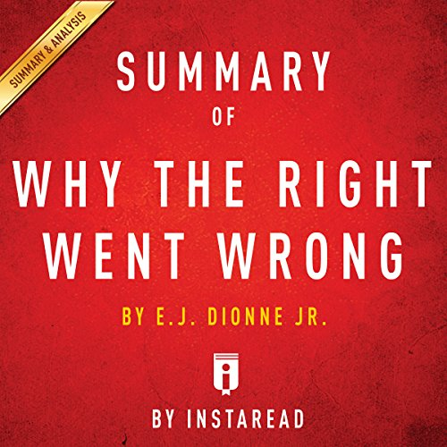 Summary of Why the Right Went Wrong by E. J. Dionne | Includes Analysis cover art