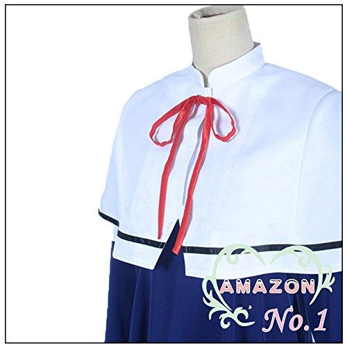 『★CGcosplay★ 繰繰れ! コックリさん 市松 こひな コスプレ衣装 C15605 (女性M)』の3枚目の画像