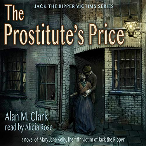 The Prostitute's Price audiobook cover art