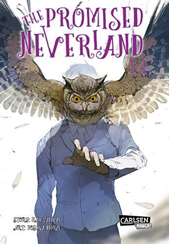The Promised Neverland 14: Ein emotionales Mystery-Horror-Spektakel!