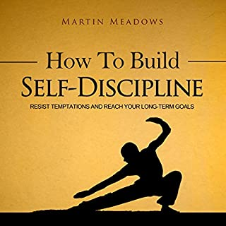 How to Build Self-Discipline audiobook cover art