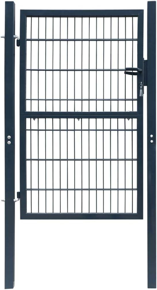 Modern safety Garden Fence Gate Locking With Barrier Discount mail order System