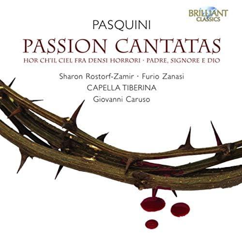 Ensemble Capella Tiberina, Giovanni Caruso, Sharon Rostorf-Zamir & Furio Zanasi