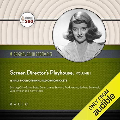 Screen Director's Playhouse, Vol. 1 audiobook cover art