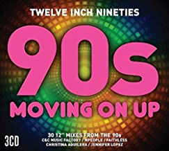 Twelve Inch 90S: Moving on Up