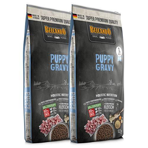 Belcando 2 x 12,5 kg Puppy Gravy