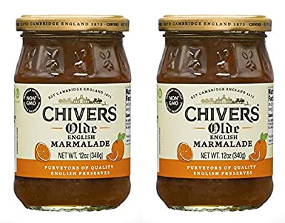 Chivers Preserve Marmalade Olde English, 12 oz